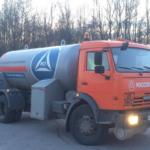 Доставка газа Санкт-Петербург