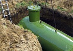 Доставка газа. Заправка газгольдеров